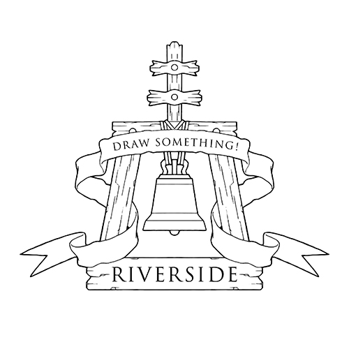 Draw Something Riverside Logo