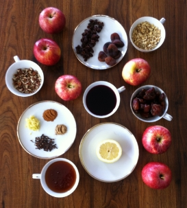Save money and buy spices, dried fruit, and nuts in bulk! Most natural food shops or co ops have a great selection.