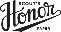 SCOUT'S HONOR PAPER