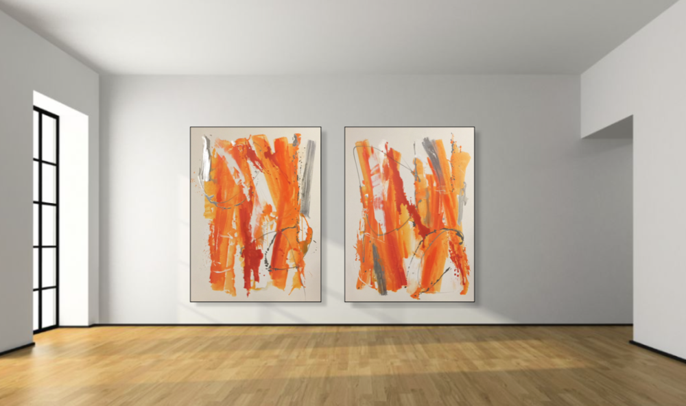 ORANGE ABSTRACTS