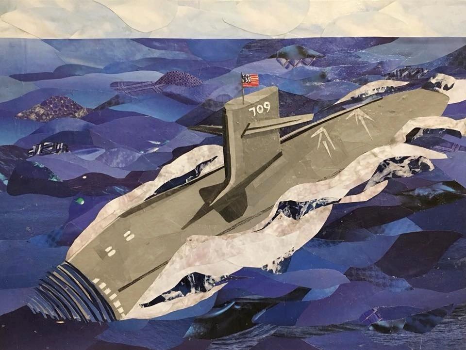 USS Hyman G Rickover
