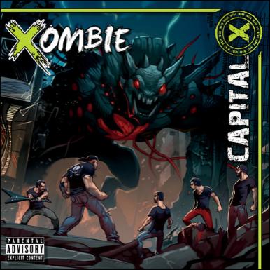 Xombie - Capital X