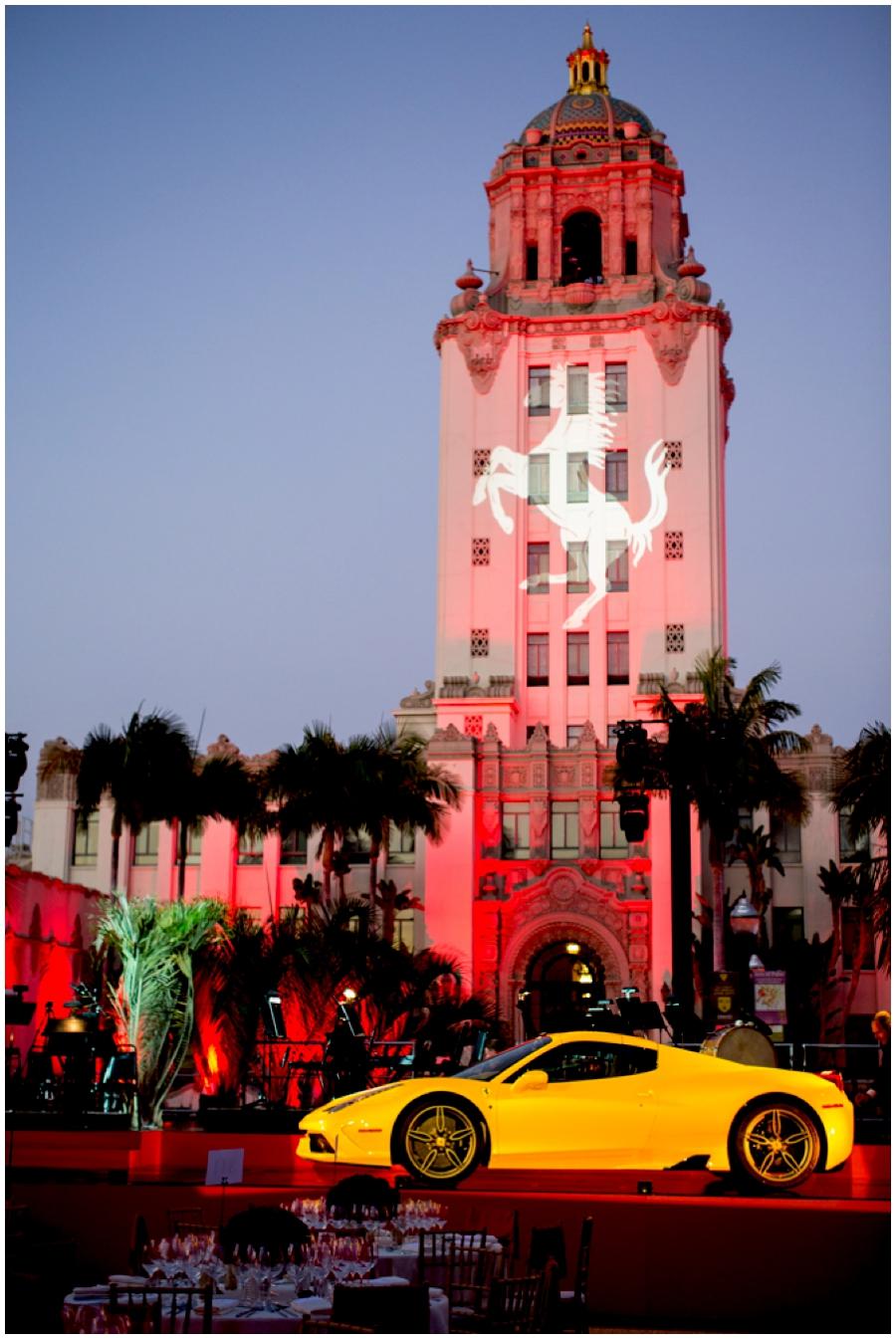 Ferrari Celebrates American 60th Anniversary In Beverly Hills