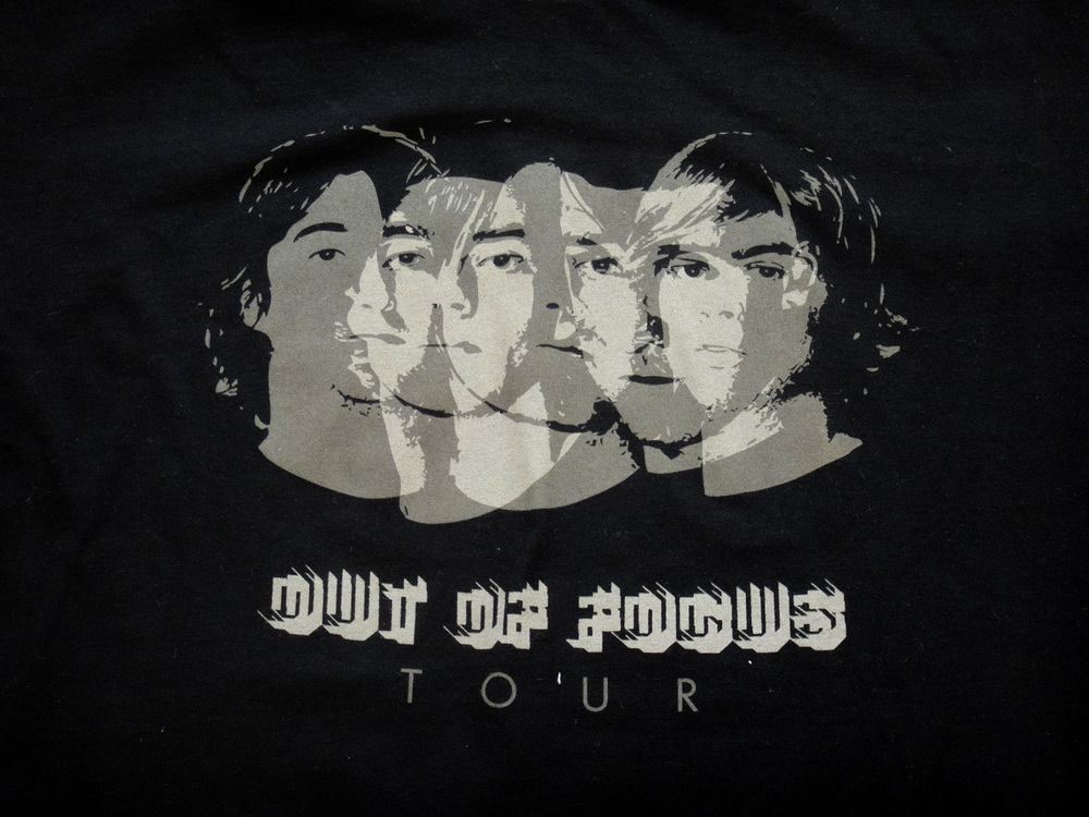 Out of Focus Tour - detail
