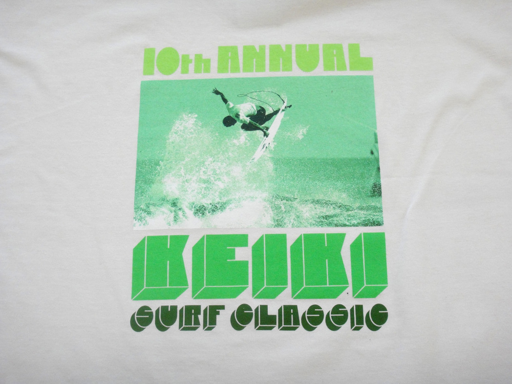 Keiki Surf Classic - detail