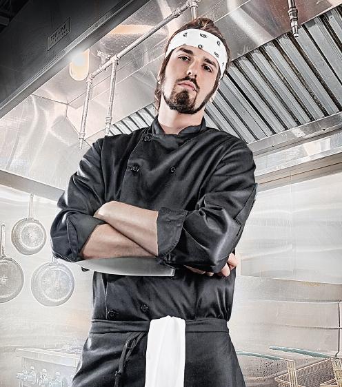 Chef Shawn Rock