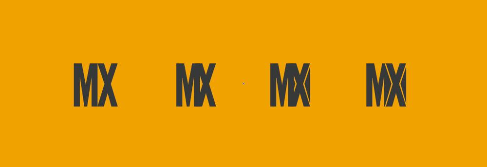 More logotype exploration.