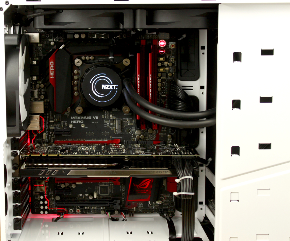 Motherboard: ASUS Maximus Hero VII. Great MOBO for gamers; high amount of features and upgrade-ability.