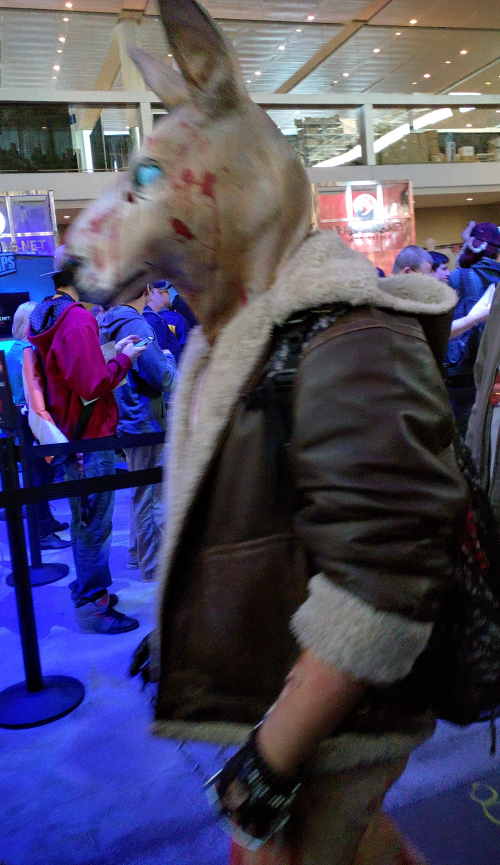 Jacket, Hotline Miami.