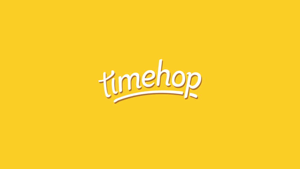 The power of sharing: Timehop feature design and iterations.