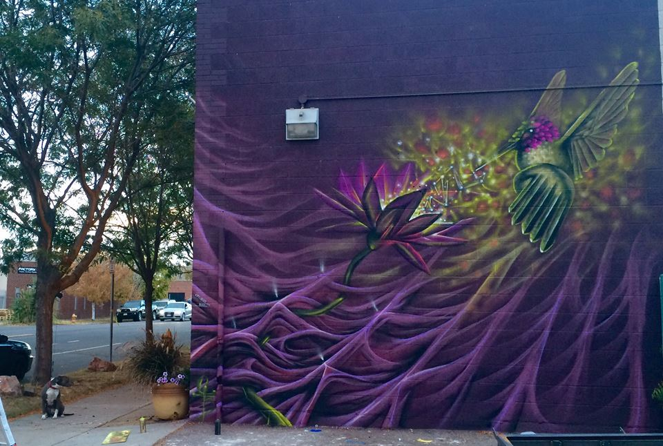 @RiNo Art District Denver