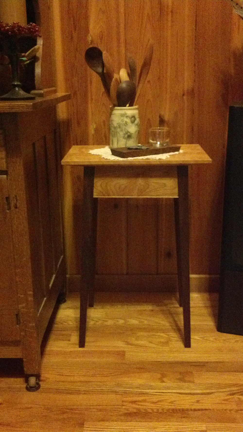 Small Table - I have two of these for sale. Cherry and Walnut.