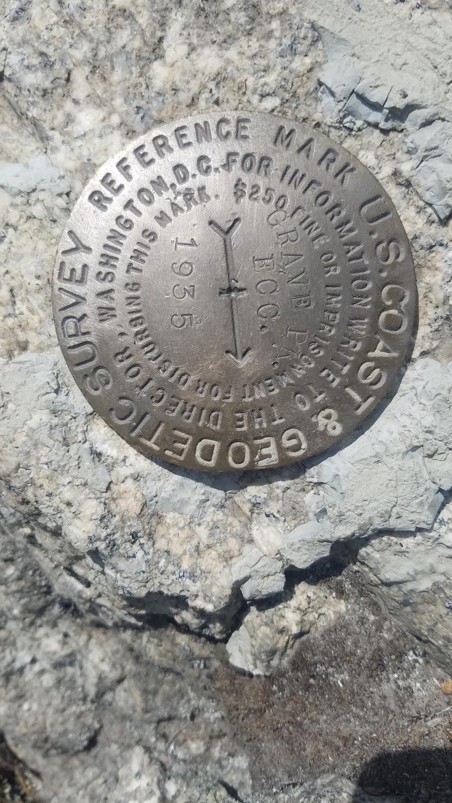 8282' Graves Peak