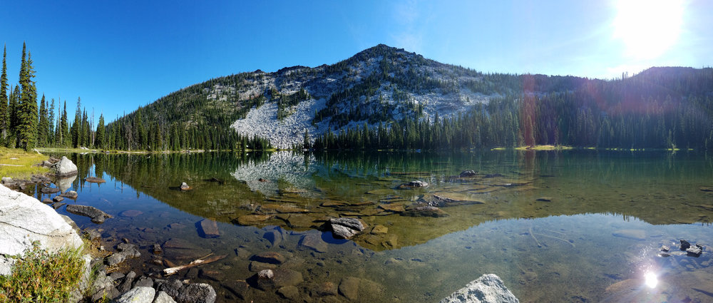 Upper Wind Lake