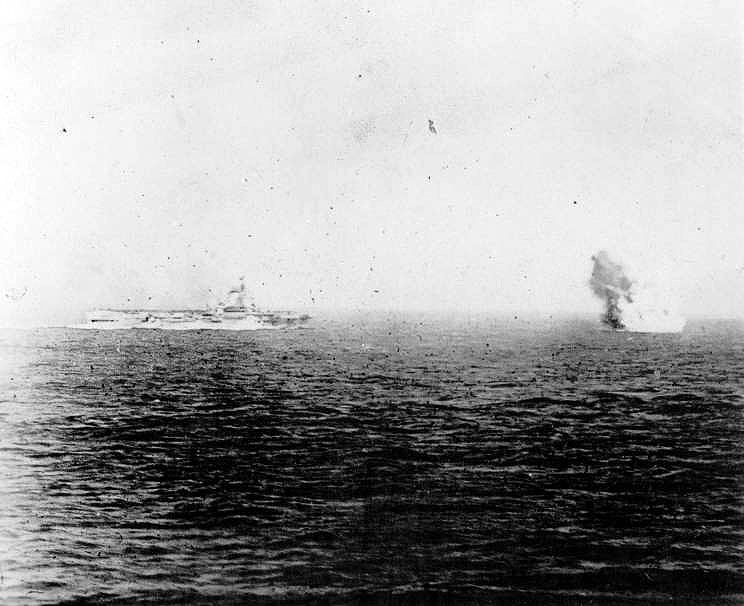 Formidable attacked off crete.JPG