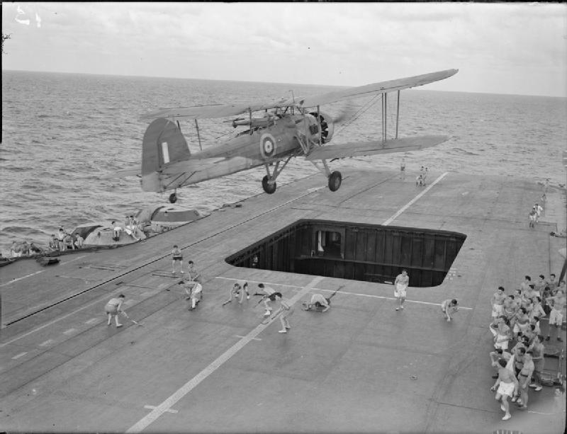 Armoured Aircraft Carriers in World War II