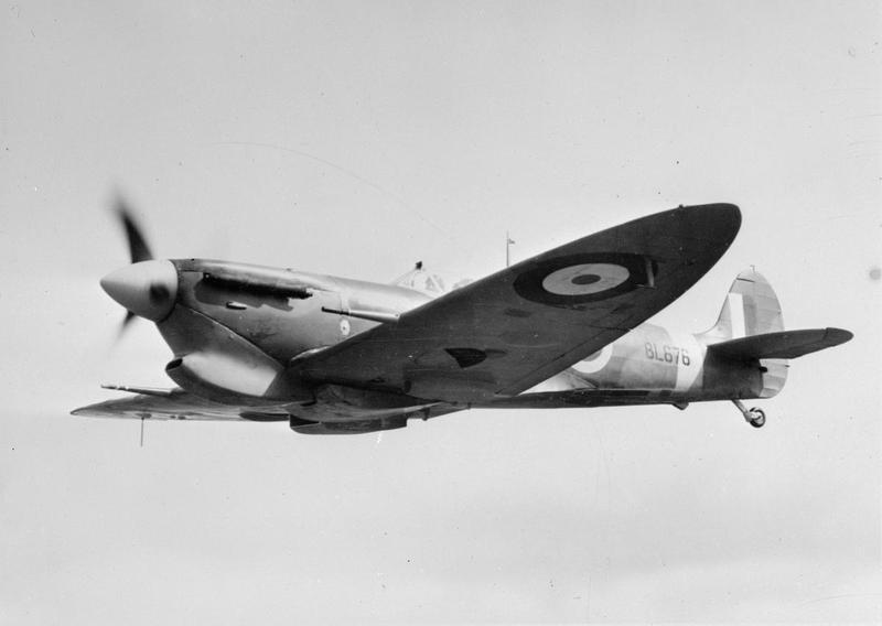 A Seafire IB