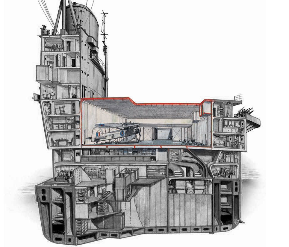 John Smith Jamestown Quotes: Illustrious Build To Modified Taiho Design In Aircraft