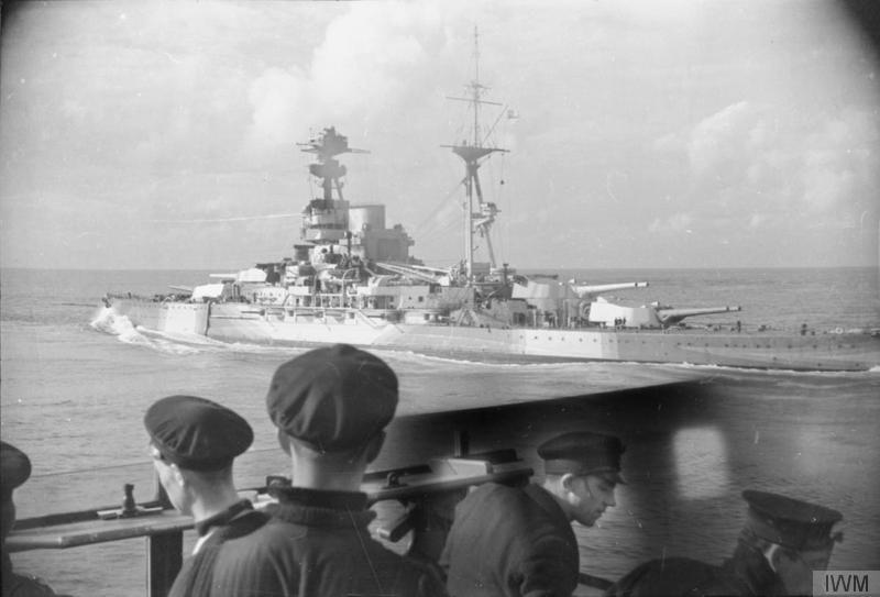 HMS RAMILLIES