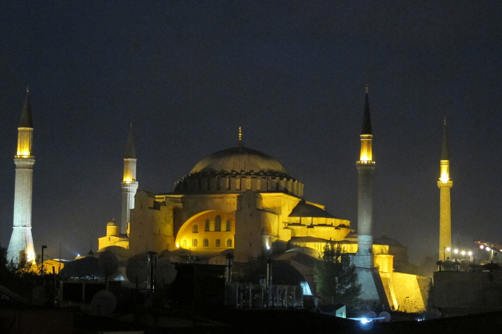 Night Mosque