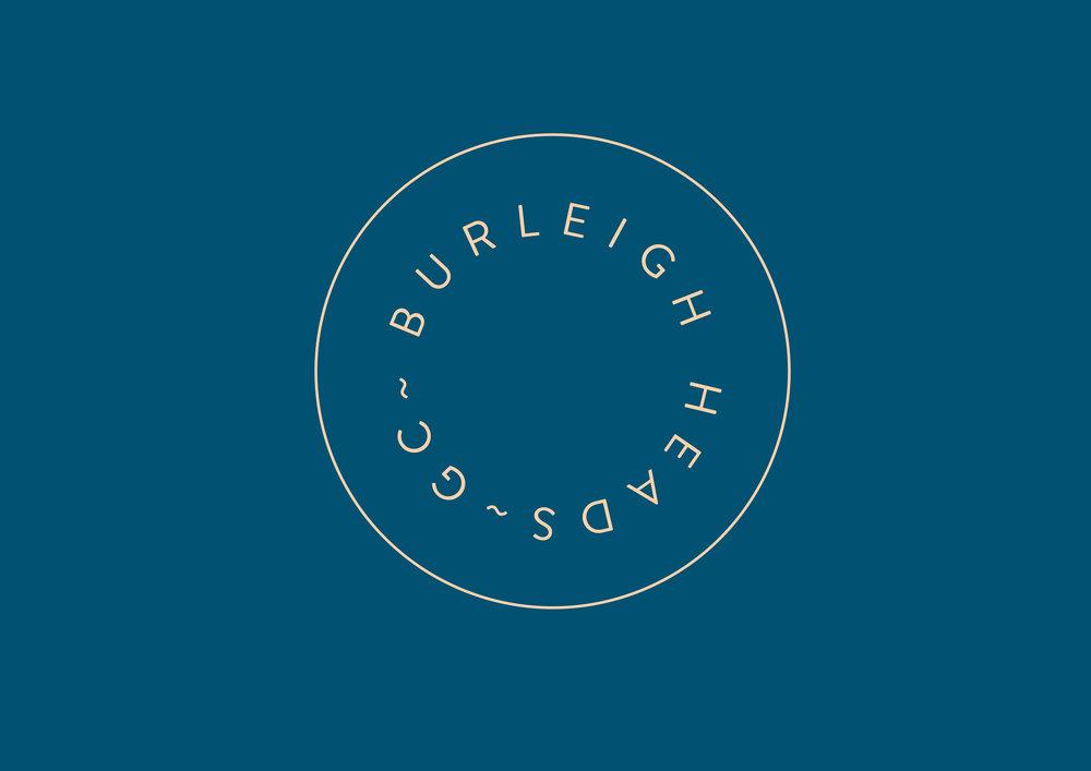 Burleigh badge