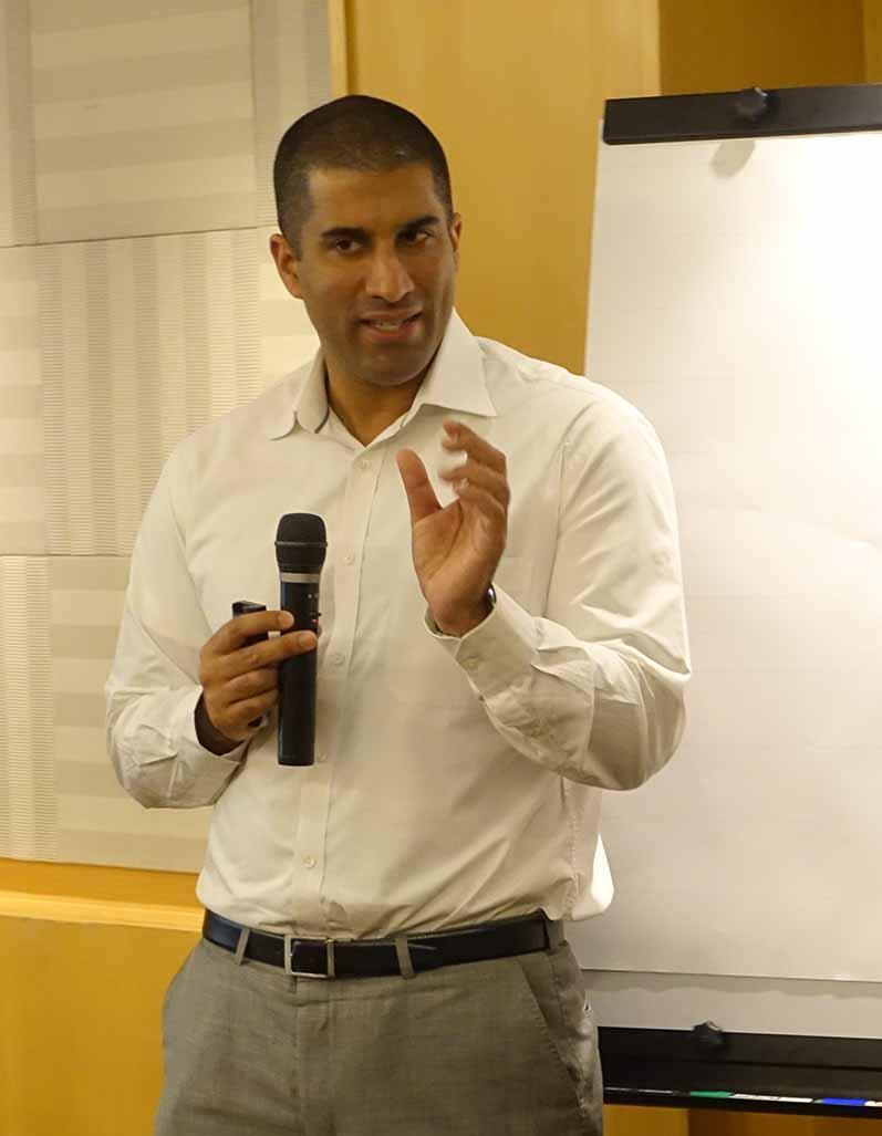 Professor Zal Phiroz