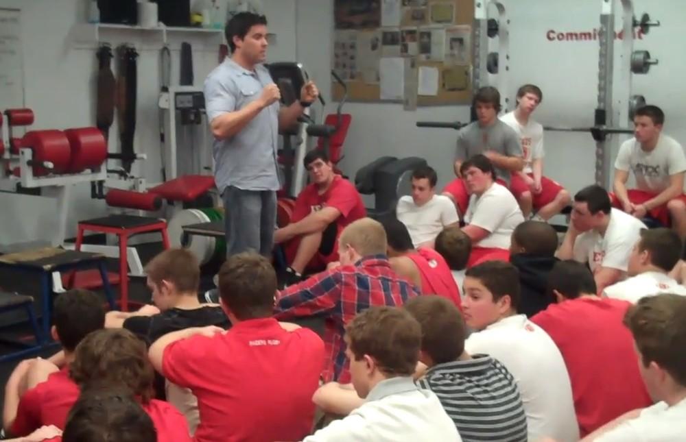 Nutrition Seminar at High School