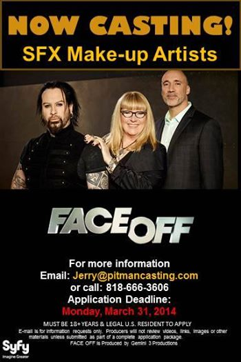 Send an email to jerry@pitmancasting.com