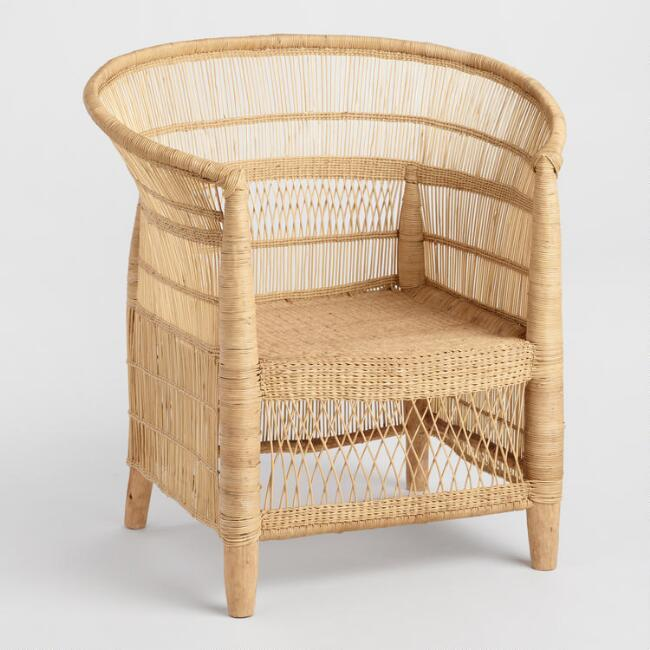 Malawi Arm Chair   750mm (L) x 600mm (D) x 850mm (H) $120