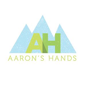 Aaron's Hands Logo