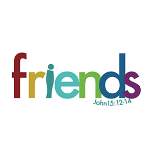 Friends Ministry Logo