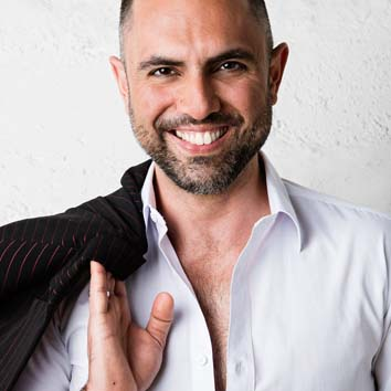 Abdiel Montes de Oca - Gesang & StimmbildungInterpretation & RepertoireKorrepetitionAuditionvorbereitung