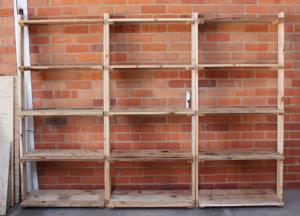 elisa, ladder shelf