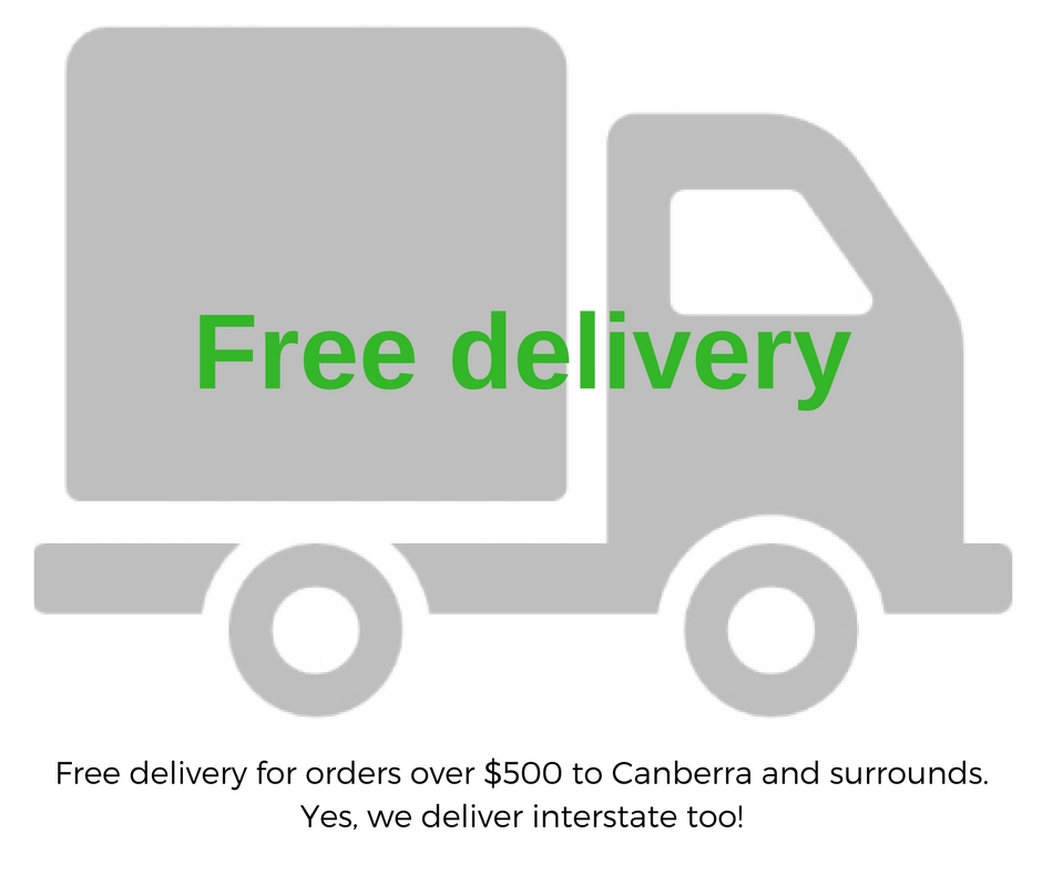 we delivery to sydney and melbourne too!
