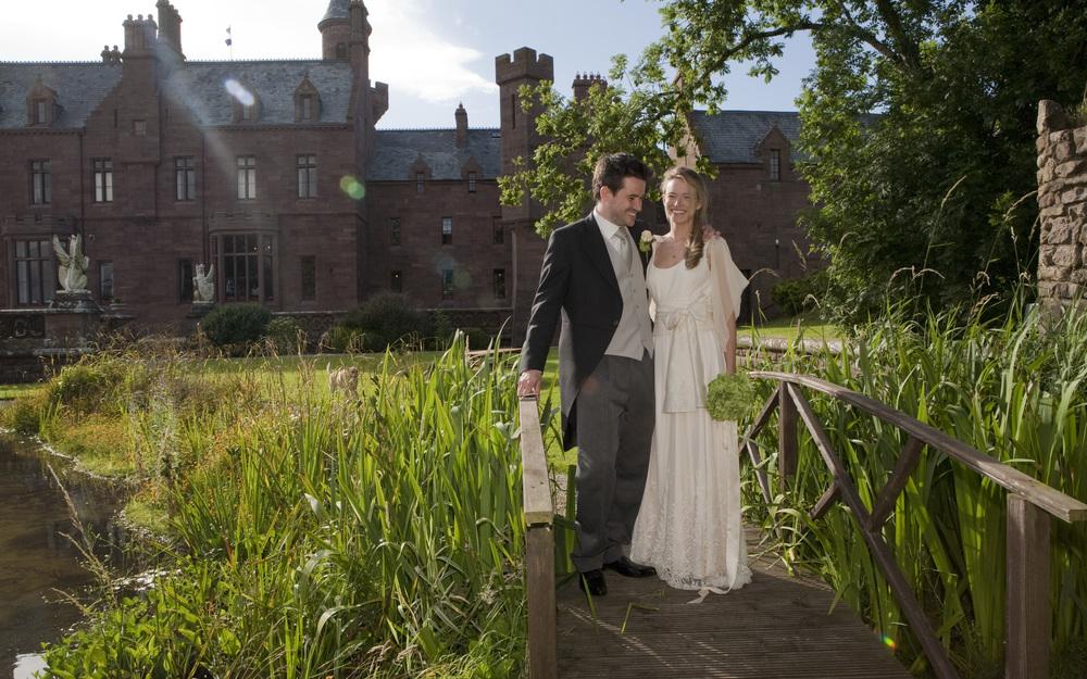 Karen & Dan // Wedding // Castle Oliver
