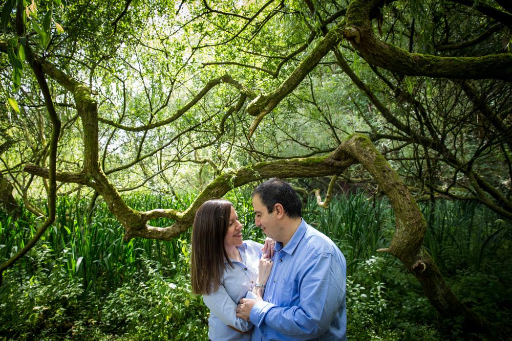 Aimee & Nikos/ Engagement