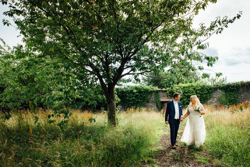 Caroline & Kevin / Wedding / Dundrum House