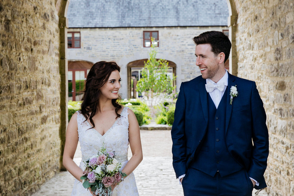Grainne & Mark // Wedding // Clonabreany House