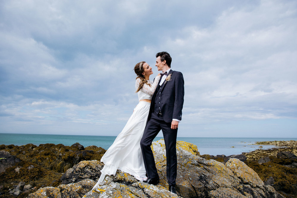 Sophie & Graham // Wedding // Skerries
