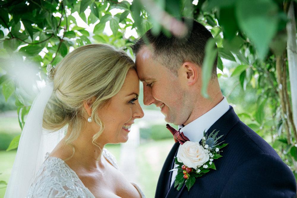 Hilda & Justin // Wedding // Slane