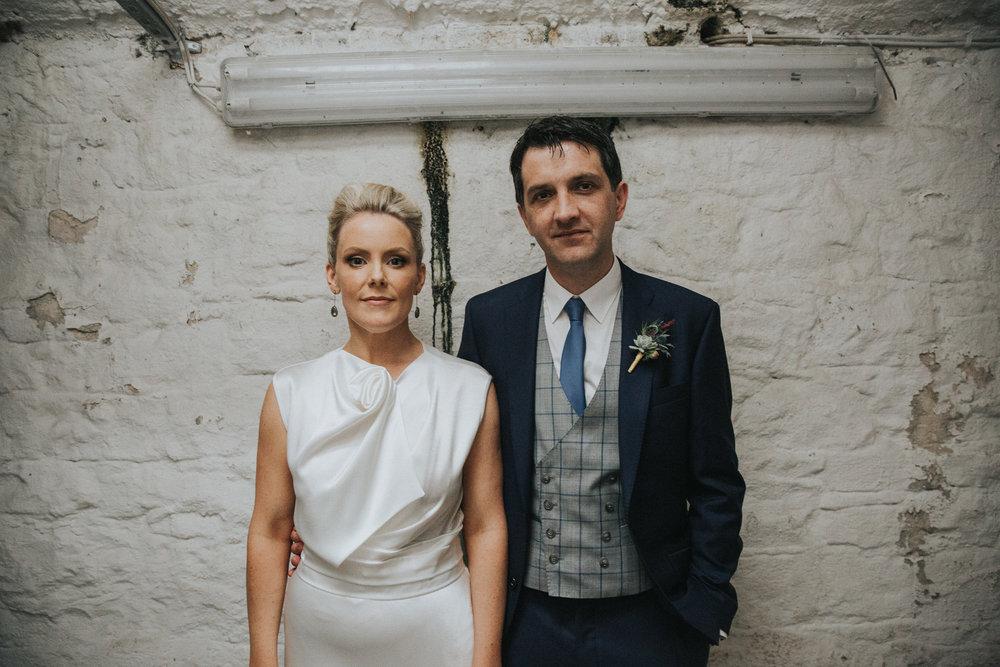 Siobhan & Mike // Wedding // Balyna House