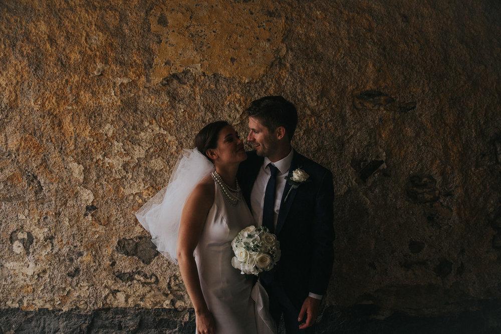 Ingrid & Kevin // Wedding // Clonacody House