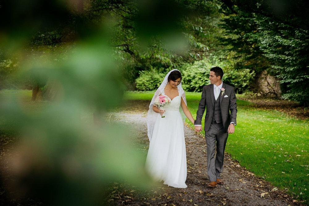 Bekki & Paul // Wedding // Johnstown Estate