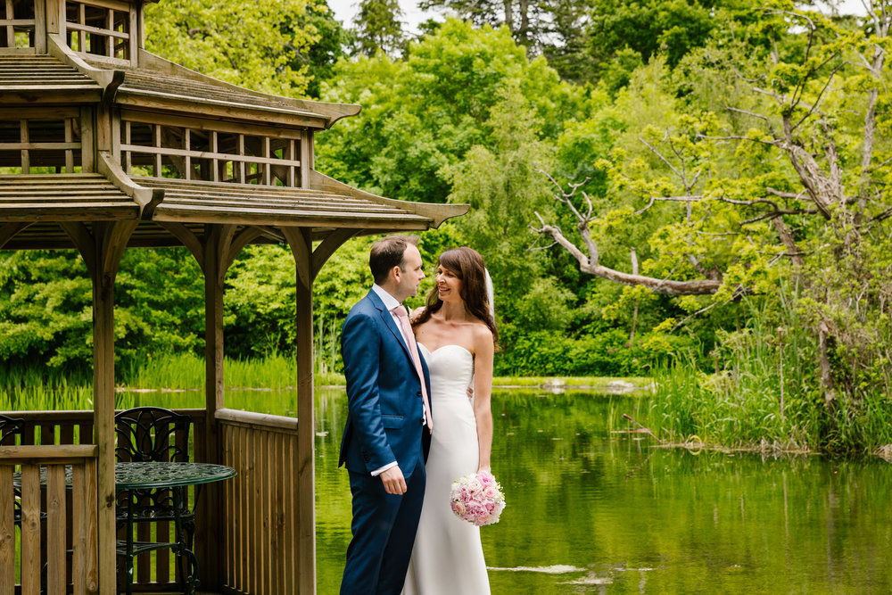 Lisa & Barry // Wedding // Kilshane House