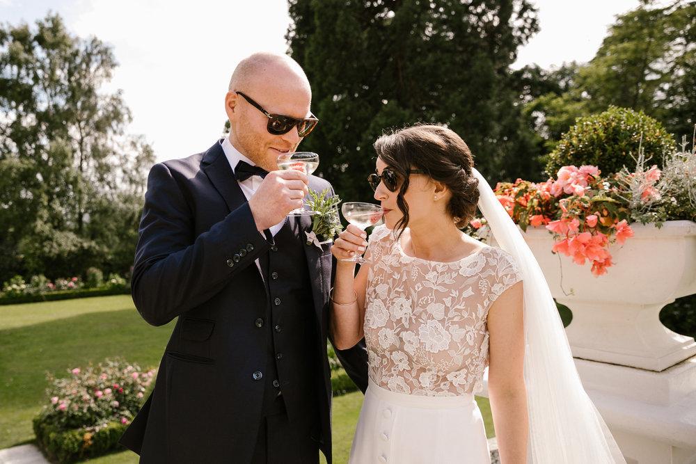 Sarah & Ray // Wedding // Tinakilly House