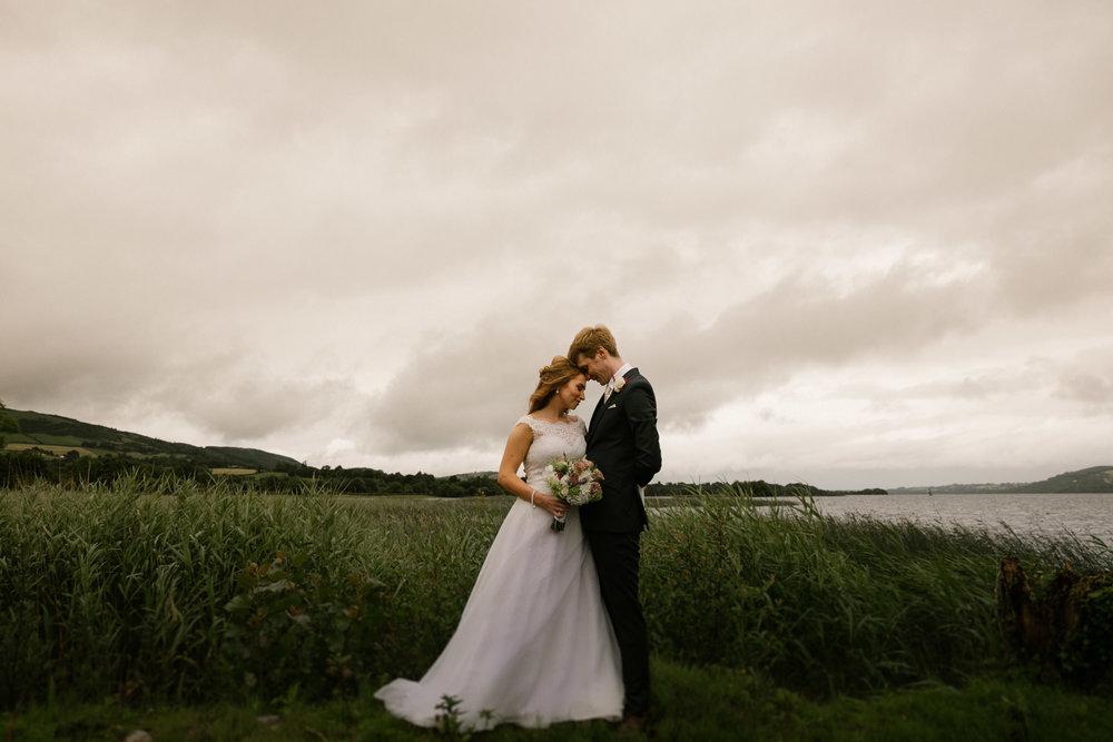 Aobhain & Chris // Wedding //Annacarriga