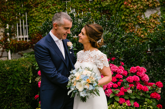 Sinead & Kevin // Wedding // Palmerstown House