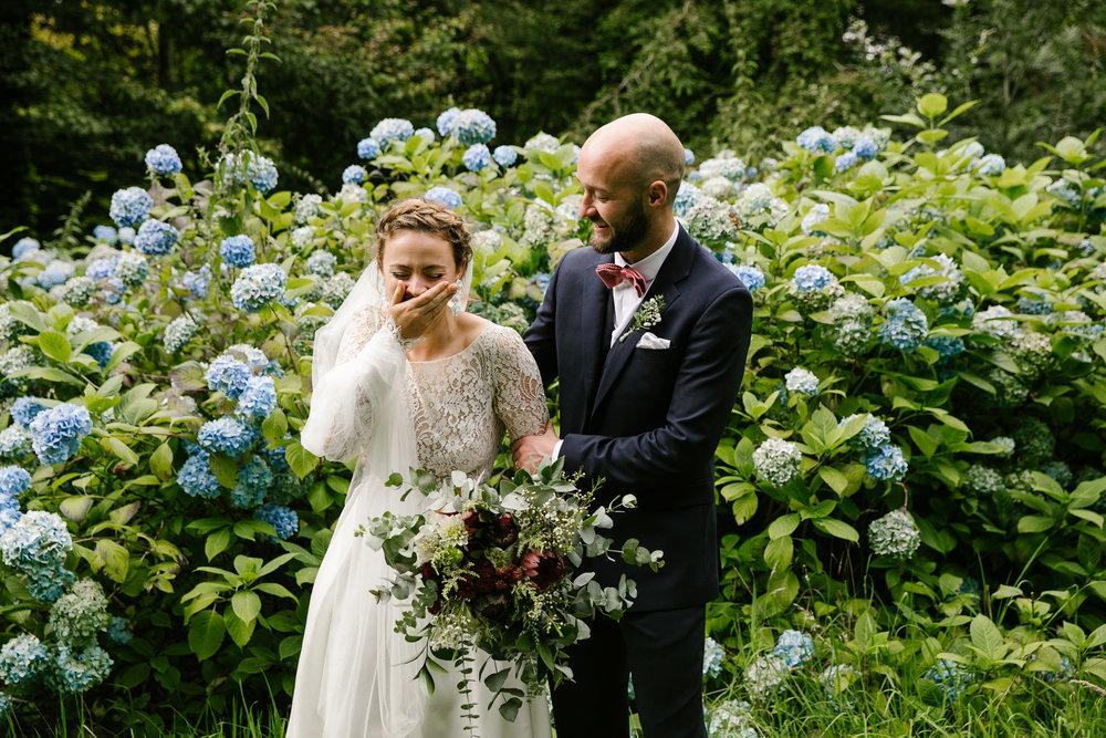 Dee & Matt // Wedding // Lisnavagh House