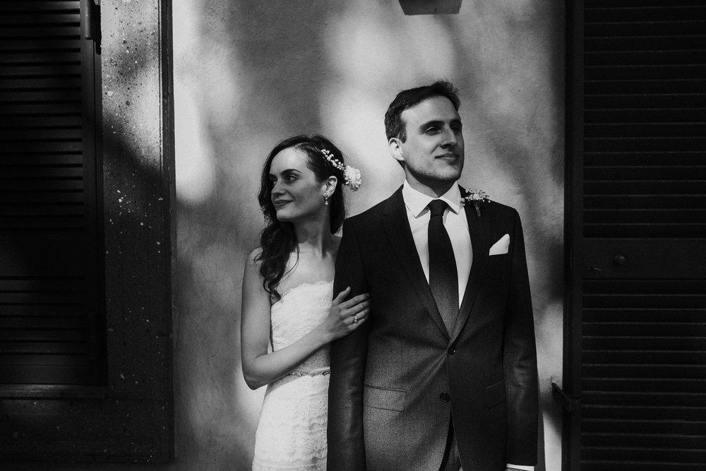 Luane & Andrea // Rome