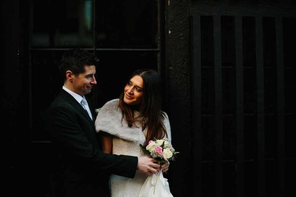 Gary & Leslie // Smock Alley
